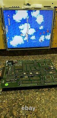 Konami AJAX Jamma Video Arcade Game PCB, Atlanta, Tested Good, #206