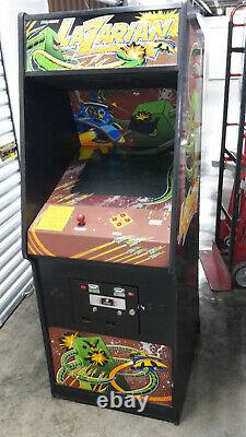 LAZARIAN by BALLY MIDWAY arcade video game Shopped