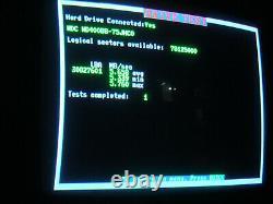 MACE The Dark Age Atari Games/Midway ORIGINAL ARCADE VIDEO GAME