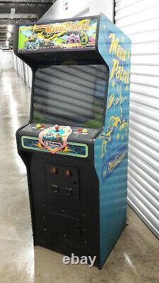 MOON PATROL by WILLAMS arcade video game Shopped