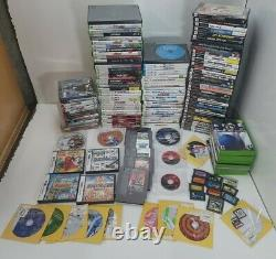 Massive 150+ Video Game Lot PS2 PS3 Wii Xbox Nintendo DS Game Cube Gameboy