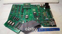 Midway FAST PAC Ms. Pac-Man original arcade video game board 80s fast version