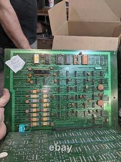 Midway ROAD RUNNER Arcade Gun Video Game 1976 PCB LOGIC BOARD SET Complete