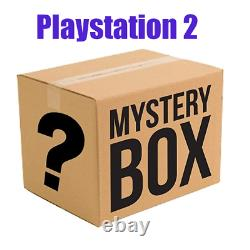 Mystery PlayStation 2/ PS2 Bundle 36 video games, Tested and working