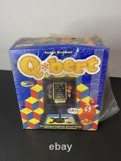NEW QBERT Parker Bros Vintage Handheld Tabletop Electronic Arcade Video Game NIB