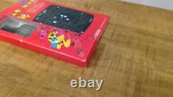 Nelsonic PACMAN Game Watch in Box Pac-Man Electronic Video Arcade Wristwatch