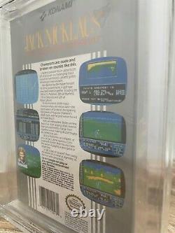 New Jack Nicklaus Major Championship Golf Sealed NES Nintendo Video Game! Wata