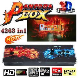 New Pandora Box 20s 4263 Games Retro Video Game Double Stick Arcade Console Gift
