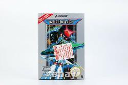 Nintendo Konami Gradius Nes Video Game 1985 Vintage Space Rare Pal Itochu Hellas