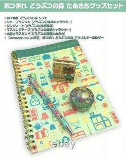 Nintendo Switch Animal Crossing with Tom Nook Merch Amazon Japan Excl Video Game