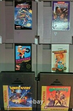 Nintendo Video game lot NES Wii Gamecube