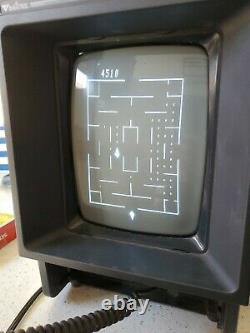 Original 1982 Vectrex Video Arcade Game System Console Tested & Working