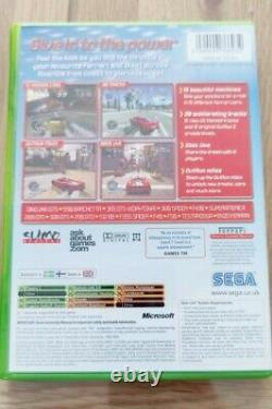 Outrun 2006 Coast 2 Coast XBox Video Game Original UK Release Mint Condition