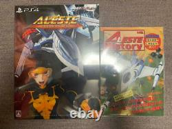 PS4 ALESTE collection game gear micro Included Limited video game JAPAN
