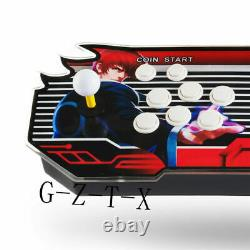 Pandora Box 2650 in 1 Video Games 2D&3D Retro Arcade Console HDMI Double Sticks