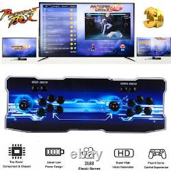 Pandora's Box 12 3188 Game in 1 Family 3D 2D Video Game Key Retro Arcade Console
