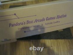 Pandora's Box 3D Retro Video Games Double Stick Arcade Console UK