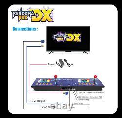 Pandora's Box DX 3000 in 1 Retro Video Game Arcade Console UK Stock