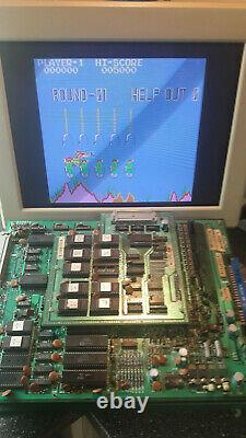 Posidon arcade jamma adapter pcb video game original Taito