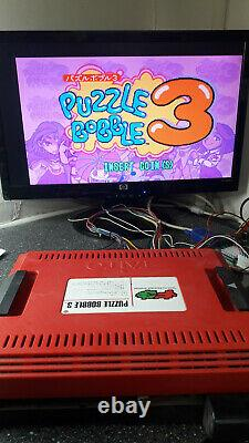 Puzzle bobble 3 arcade Jamma pcb video game board original Taito