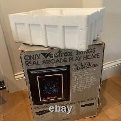 Rare Vintage 1982 GCE Vectrex Home Arcade Video Game Console BOX ONLY