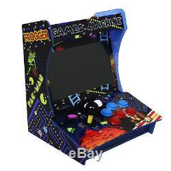 Retro Arcade Games Maschine Tisch Spielautomat Spielkonsole Videogame Spiele