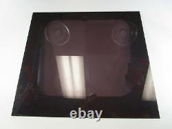 Retro Donkey Kong Junior video game arcade screen front top Plexiglas marque