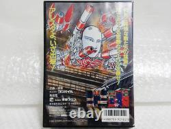 SEGA Musha Aleste Mega drive MD Genesis Video Game Rare Japan TOA PLAN Compile