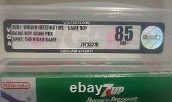 SPOTTHE VIDEO GAME Nintendo Game Boy VGA silver 85+ NM Factory Sealed Rare