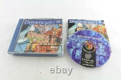 Sega Dreamcast Cannon Spike Pal Video Game