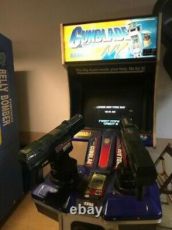 Sega Gunblade Arcade Game Video Game, Mancave must have, Fully Working Condition