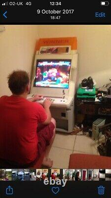 Sega jamma arcade video game candy cab