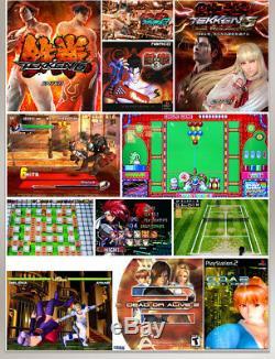 Separable 2650 Games Pandora Box 3D Video Games Arcade Console Machine 1080P N64