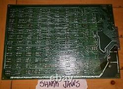 Shark Jaws pcb ATARI 1975 arcade pcb original video game videogame