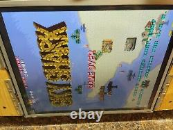 Sky Shark Video Arcade Game PCB, Atlanta #431 (Works, glitchy)