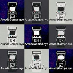 TIME PILOT by CENTURI arcade video game (shopped)