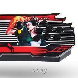 UK SELLER 4500 Games Pandora's Box 18s Retro 2D 3D HD USB Video Arcade Console 6