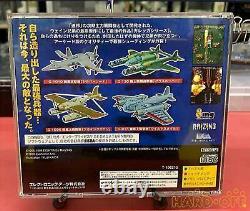 Used Battle Garrega Sega Saturn software Video Game from Japan