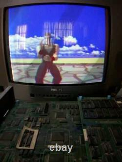VIRTUA FIGHTER SEGA MODEL 1 WORKING ARCADE video GAME PCB BOARD