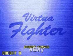 VIRTUA FIGHTER complete set SEGA MODEL 1 WORKING ARCADE video GAME PCB BOARD