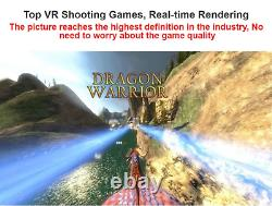 VR Flying Simulator Virtual Reality 3D Motion 360 Shooting Arcade Game SEE VIDEO