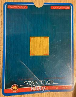 Vectrex Original Video Arcade Game System (1982) 7 Games 7 Overlays Tested Mint