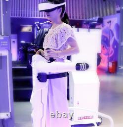Vibrating VR Simulator 9D Shooting Virtual Reality Motion Arcade Game SEE VIDEO