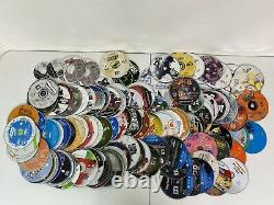 Video Game Loose Disc Lot of 144 As Is Untested Playstation 1 2 3 Wii Xbox