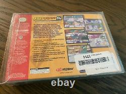 Video Game Nintendo 64 N64 Wipeout 64 NEW SEALED #1