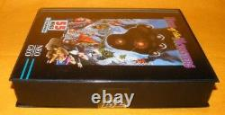Vintage 1991 Snk Neo-geo Aes King Of The Monsters Video Game Boxed Sealed Rare