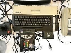 Vintage Atari Gaming System Arcade Video Game Console Custom Lot LOC RTS