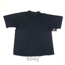 Vintage Mortal Kombat Euro Video Game Promo Tee T Shirt Size XL 1990s