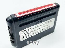Vintage Video Game Sega Mega Tech Arcade System Cartridge Golden Axe