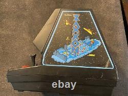 Vintage Zaxxon Coleco Handheld Tabletop Arcade Video Game 1982 Electronic Sega